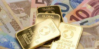 złoto i pieniądze