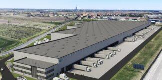 Centrum logistyczne Wrocław